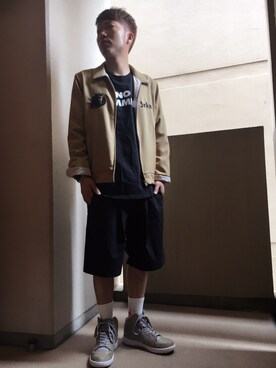 アキナ秋山さんの(SUB POP|サブポップ)を使ったコーディネート