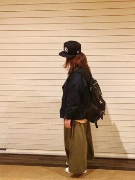 yuhina*さんの(LOWRYS FARM|ローリーズ ファーム)を使ったコーディネート