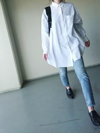 「【先行予約】501(R) SKINNY SUMMER DUNE(501(R) Skinny)」 using this kiii. looks