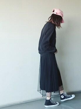 kiii.さんの(RETRO GIRL|レトロガール)を使ったコーディネート