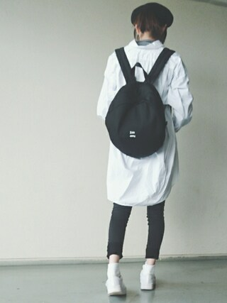 「(D)ROUND TABLET BAG(ZUCCa)」 using this kiii. looks