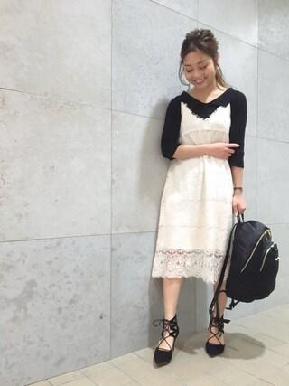 31 Sons de mode♡ Haruka.さんの(31 Sons de mode トランテアン ソン ドゥ モード)を使ったコーディネート