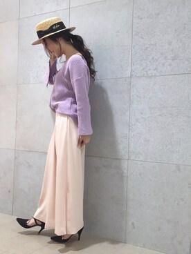 31 Sons de mode♡|Haruka.さんのコーディネート