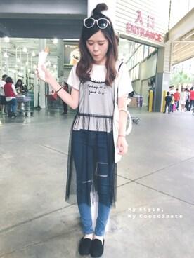 (H&M) using this Erica_Cheng looks