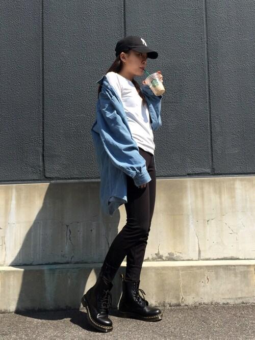 近藤沙良さんの(Calvin Klein Jeans)を使ったコーディネート