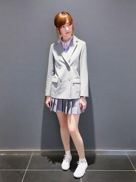 Kasumi 澄さんの(Mila Owen|ミラ オーウェン)を使ったコーディネート
