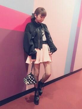 lilLilly TOKYO|マユさんの(G.V.G.V.|ジーヴィジーヴィ)を使ったコーディネート