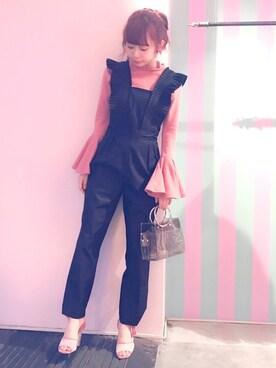 lilLilly TOKYO|マユさんの(lilLilly|リルリリー)を使ったコーディネート