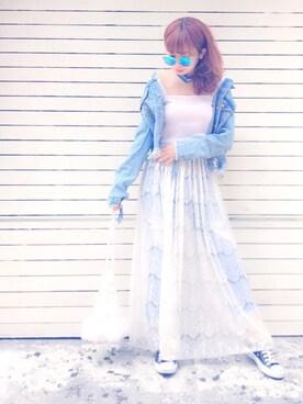 lilLilly TOKYO|マユさんの(lilLilly(リルリリー)|リルリリー)を使ったコーディネート