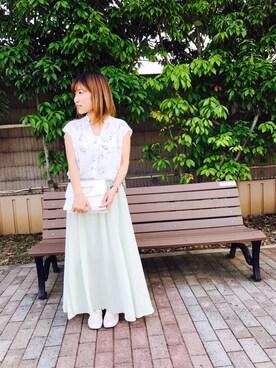 Ayaneさんの(ViS|ビス)を使ったコーディネート