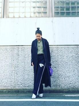 k3 PRESS 山﨑美穂さんのコーディネート