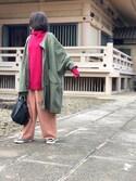 「【別注】<adidas Originals(アディダス)>∴CAMPUS レオパードプリント/スニーカー(adidas)」 using this HANAKO  looks