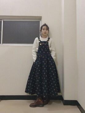 高橋愛さんの(KENZO × H&M)を使ったコーディネート