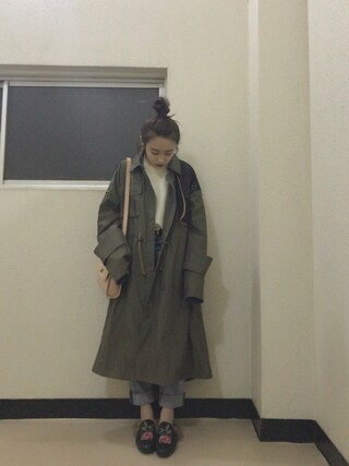 「SAC GREENWICH 17P(A.P.C.)」 using this 高橋愛 looks