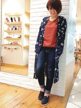 MINNETONKA STORE なんばパークス店|yokoyamaさんの(Minnetonka|ミネトンカ)を使ったコーディネート