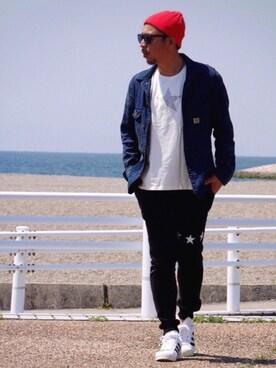 TAKAOさんの(DENIM & SUPPLY|デニム&サプライ)を使ったコーディネート