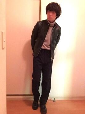 kazukazuさんの(ADAM ET ROPE'|アダム エ ロペ)を使ったコーディネート