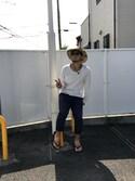 Hiroki Matsudaさんの「【MADE IN USA】OUTDOOR RESEARCH アウトドアリサーチ シアトルソンブレロ(OUTDOOR RESEARCH ヘルス)」を使ったコーディネート