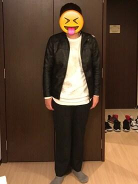 Shi-oNさんの(RAGEBLUE|レイジブルー)を使ったコーディネート