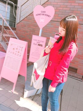 Y.Aoiさんの(chuu|チュー)を使ったコーディネート
