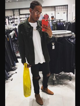 (FOREVER 21) using this Tyrone C looks