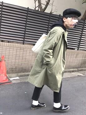 wasaoさんの(MAISON KITSUNE|メゾンキツネ)を使ったコーディネート