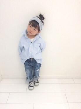 hina☆himaさんの(Right-on|ライトオン)を使ったコーディネート