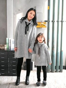 韓国 子供服のBee 子供服Beeさんのコーディネート