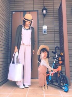 naooon☆さんの(CA4LA|カシラ)を使ったコーディネート