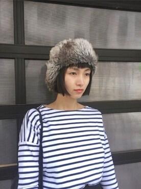 KAINO Yuさんの(ORCIVAL|オーシバル)を使ったコーディネート