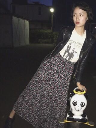 KAINO Yuさんの(VINTAGE ヴィンテージ)を使ったコーディネート
