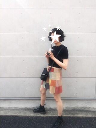 KAINO Yuさんの(VINTAGE(DEPT))を使ったコーディネート