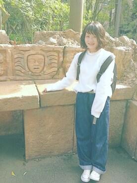 mimiko*さんの(GU|ジーユー)を使ったコーディネート