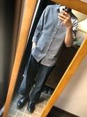 やっくん is wearing H&M