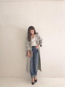 LIFE's堀江店|Nakai     Ayamiさんの(TODAYFUL|トゥデイフル)を使ったコーディネート