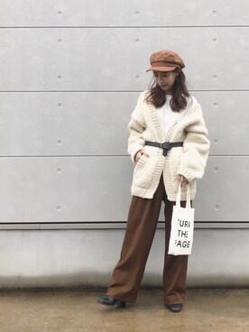 LIFE's堀江店|Nakai     Ayamiさんの(Mila Owen)を使ったコーディネート