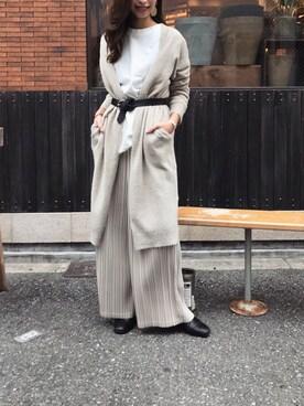 LIFE's堀江店|Nakai     Ayamiさんの(used)を使ったコーディネート