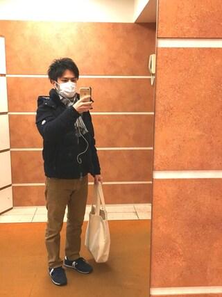 Ryo-jiさんの「【商品紹介】MONCLER×International Gallery BEAMS / MAYA(MONCLER|モンクレール)」を使ったコーディネート