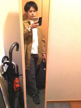 Ryo-jiさんの(JOURNAL STANDARD relume|ジャーナルスタンダード レリューム)を使ったコーディネート