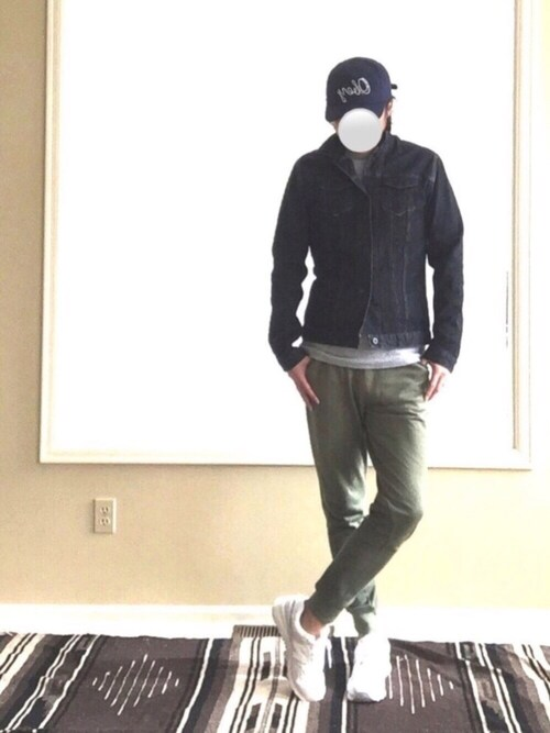 「KURO(クロ)/ 3rd G Jacket One Wash(nano・universe)」 using this Seawee(シーウィー) looks