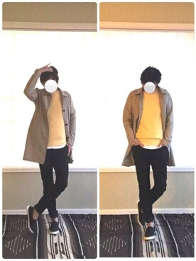 (Levi's) using this Seawee(シーウィー) looks