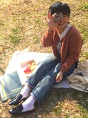 chihiro3さんの「マルシェバッグ / Marche Bag(TODAY'S SPECIAL|トゥデイズスペシャル)」を使ったコーディネート