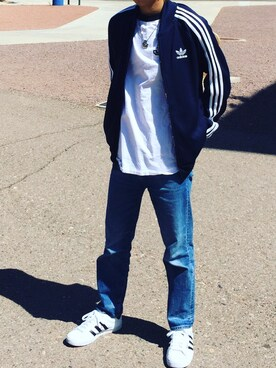 (adidas) using this GINO looks