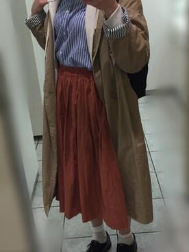amuさんの(chocol raffine robe|ショコラ フィネ ローブ)を使ったコーディネート
