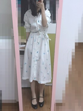 (repetto) using this 米线 looks