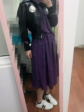 (LEBECCA boutique) using this 米线 looks