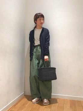 Bshop 名古屋店|ARITAKEさんの(Needles|ニードルス)を使ったコーディネート