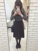 (H&M) using this 雨宮 looks