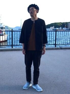masayukiさんの(ID DAILYWEAR|アイディーデイリーウェア)を使ったコーディネート