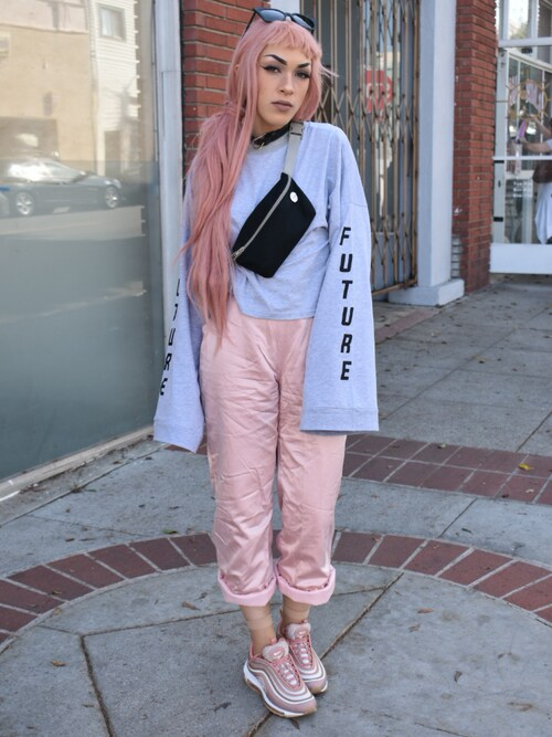 (NIKE) using this Alexis Boldt looks